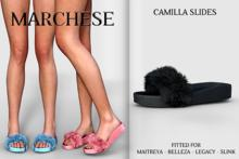 Marchese - Camilla Slides [FAT PACK]