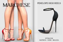 Marchese - Penelope High Heels