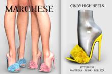 Marchese - Cindy High Heels