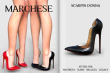 Marchese - Scarpin Donna