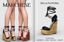 Marchese - Bella Platform Heels