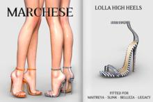 Marchese - Lolla High Heels
