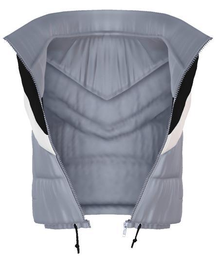 EVIE - Cold Freak Jacket [Grey]