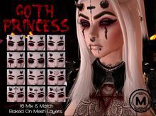 [MODA] Goth Princess Collection (BOM) add me