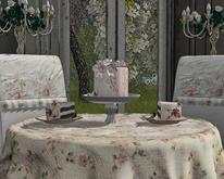 <Aphrodite> - Valentine Flowers - Cake