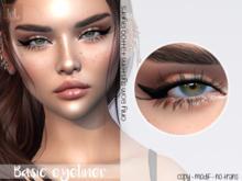 . OH! - Basic eyeliner - Lelutka evolution