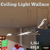 *DenPaMic* Ceiling Light Wallace