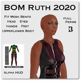 Blackburns BOM Ruth 2020 Alpha HUD