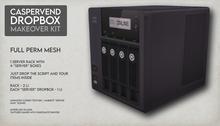 [YLH/Electronica] Caspervend Dropbox Makeover Kit (BOX)