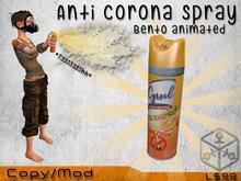 [Vaak] Anti Corona Spray