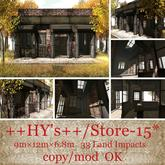 ++HY's++/Store-15* (BOX)