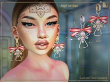 #187# Angel Earrings