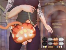 #187# Cat Butt Bag