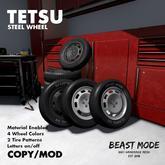 [BSTMD]Wheel Tetsu