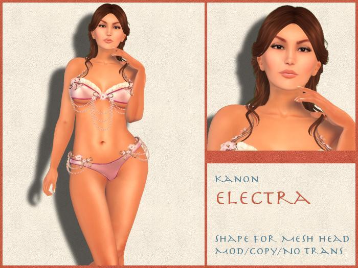 Kanon Female Shape - Electra