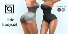 eBODY - Jade - Bodysuit - Greys Pack