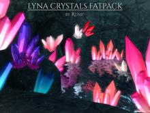 .: Runic :. Lyna Crystals Fatpack