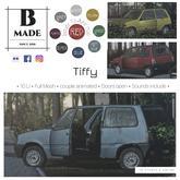 B-Made Tiffy Car