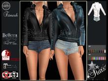 PROMO 50% - Stars - Maitreya, Belleza, Slink - Allison jacket &shorts