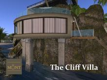 Le Mont-Cliff Villa (boxed add)