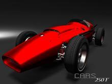 CARS 250 F