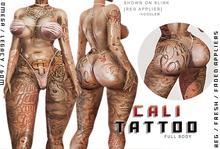 Hoodlem - Cali Tattoo ( Omega , Legacy , BOM )