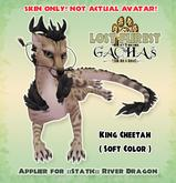 Lost Furest Applier for ::STATIC:: River Dragon - SOFT King Cheetah