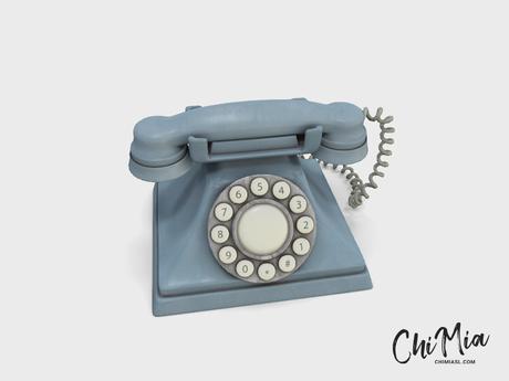 ChiMia:: Retro Telephone