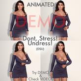 [DEMO] Mutresse - Viki Dress - 30 Colors for Slink/Maitreya/Belleza/Legacy