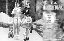 EVIE - Cold Freak Collection [MEGAPACK] DEMO