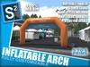 S2 Inflatable Arch