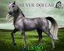 Silver Dollar [Teegle Skin] - The Celtique Stallion