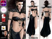 * EverEve* Complete Fantasy Outfit