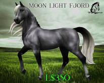 MoonLight Fjord [Teegle Skin] - The Celtique Stallion