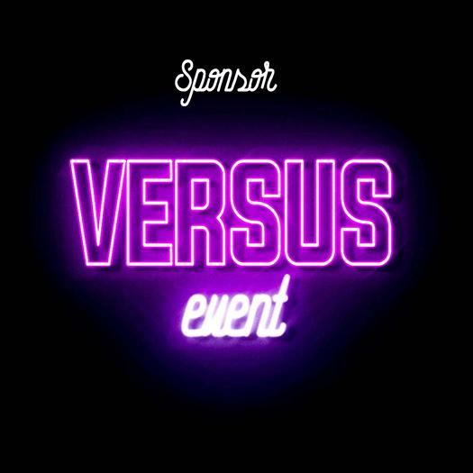 Versus Event Sponsor
