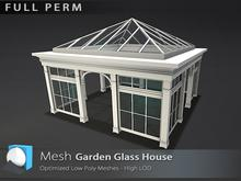 "[Prim 3D] - Garden Glass House ""FULL PERM"""