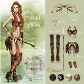 Belle Epoque { Wild Spirit } Jewelry (Box)