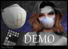 *!* Face Mask  - DEMO