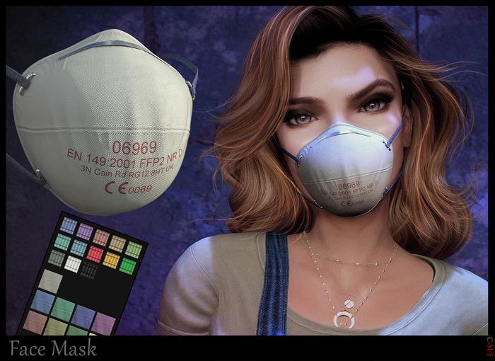 *!* Face Mask  -- Covid 19 corona virus