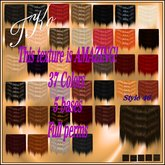 TKo Hair Textures Style 46 Collection Two