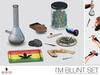 I'm Blunt SET (Weed Decor) - FATPACK