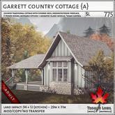 Trompe Loeil - Garrett Country Cottage {A} [mesh]