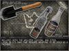 [M E S S E R  Co.] Molotov E-tool Package