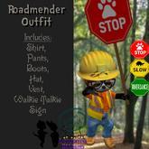 ~SWD~ DI- Roadmender Outfit  {Add Me}