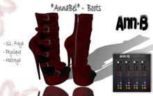 [AnnB] - AnnaBel -  BOOTS
