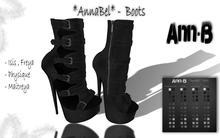 [AnnB] - AnnaBel - BOOTS - DEMO