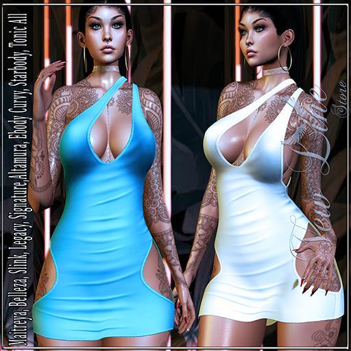 .:: New Line Store ::. Dress Dandara - ADD-ME