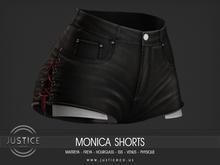 [JUSTICE] MONICA SHORTS - EBONY