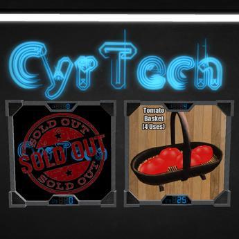 CyrTech Quick Vend Multi-Vendor