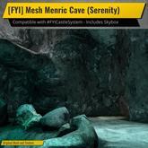 [FYI] Mesh Menric Cave (Serenity)